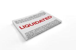 Start Liquidation